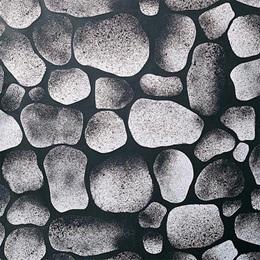 Cobblestone Corrugated Paper