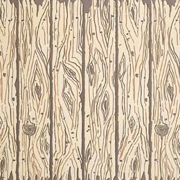 Rustic Woodgrain Corrugated Paper