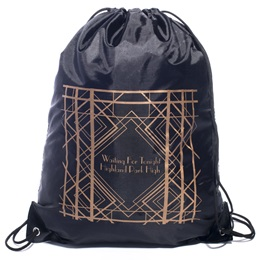 Art Deco Full-color Custom Backpack