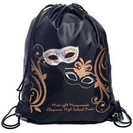 Golden Masquerade Full-color Custom Backpack