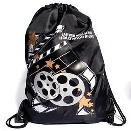 Full-color Backpack - Movie Reels