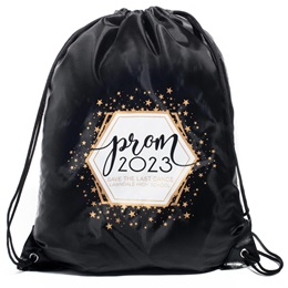 Full-color Custom Backpack - Golden Cosmos Prom 2021