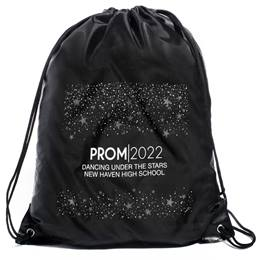 Full-color Custom Backpack - Glow Star Sprinkles