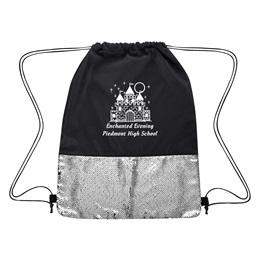 Flip Sequin Backpack