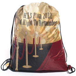 Red Carpet Premiere All-Over Custom Backpack