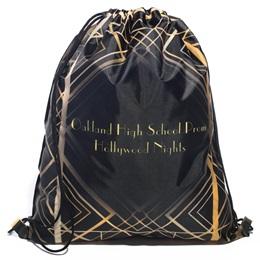 Art Deco All-Over Custom Backpack