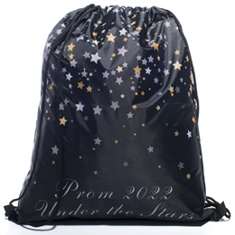 Starry Sky All-Over Custom Backpack