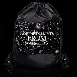 Sky Sparkle Full-color Custom Backpack