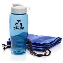Backpack-in-a-Bottle Favor Set