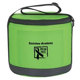Round Cooler Bag - Polyester
