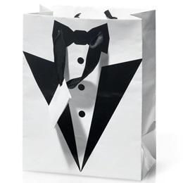 Theme Gift Bag – Tuxedo
