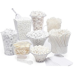 Candy Buffet Kit - White
