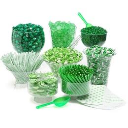 Candy Buffet Kit - Green