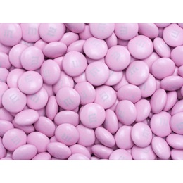 Pink M&M's® Milk Chocolate Candy - 5 lbs.