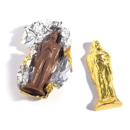 Chocolate Award Statues