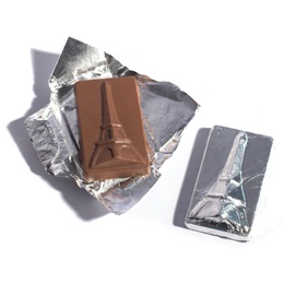 Eiffel Tower Chocolates