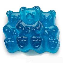 Gummy Bears - Blue Raspberry