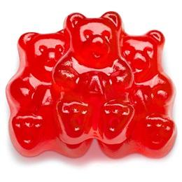 Gummy Bears - Wild Cherry