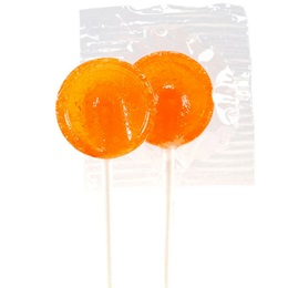 Lollipops - Orange Citrus