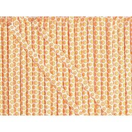 Candy Powder-filled Straws - Orange