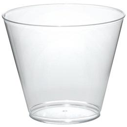 Clear Plastic Tumblers, 5 oz.