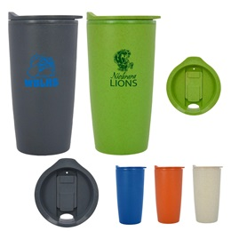 Eco-friendly Plant-based Travel Mug