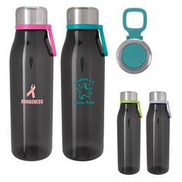 Midnight and Bright Water Bottle
