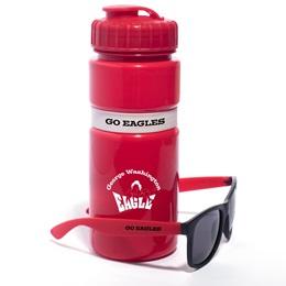 Sportster Bottle and Sunglasses Favor Set