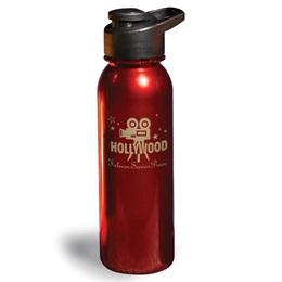 Metal-like Water Bottle