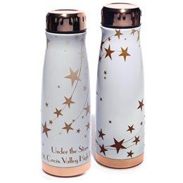 Full-color Urban Water Bottle - Star Dance