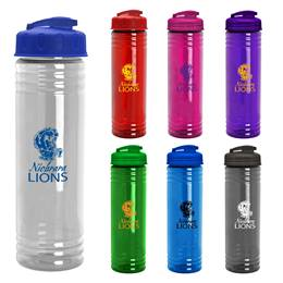 Slim Fit and Flip Water Bottle