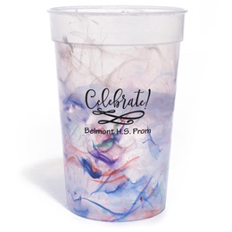 Rainbow Confetti Mood Cup