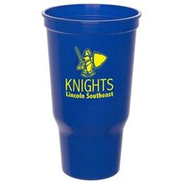 32 oz. Smooth Stadium Cup