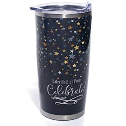 Full-color Stainless Steel Tumbler - Starry Sky