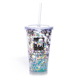 Confetti Tumbler - Multi-color