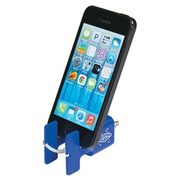 Phone Stand/Cord Wrap Combo