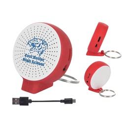 Wireless Speaker Key Ring