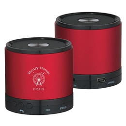 Custom Round Bluetooth Speaker