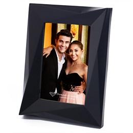 Black Sophisticate Slope Frame