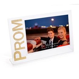 Gold Glitterama Prom Frame