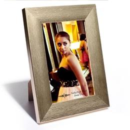 Shiny Gold Frame