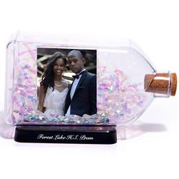 Bottled Dreams Bottle Frame