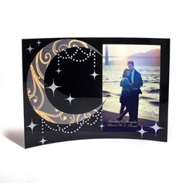 Moonrise Sparkle Frame