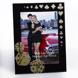 Golden Gambler Acrylic L-Frame
