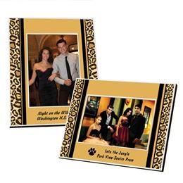 Full-color Frame - Cheetah Print