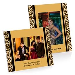 Full-color Budget Frame - Cheetah Print