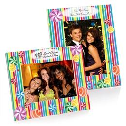 Full-color Budget Frame - Candyland