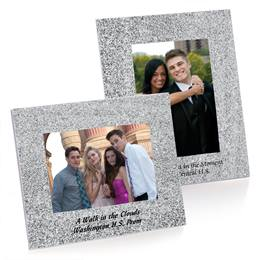 Full-color Budget Frame - Silver Dust