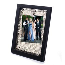 Sequin Clip Frame