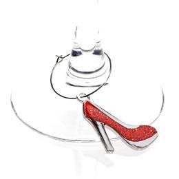 Ruby Red Slipper Charm